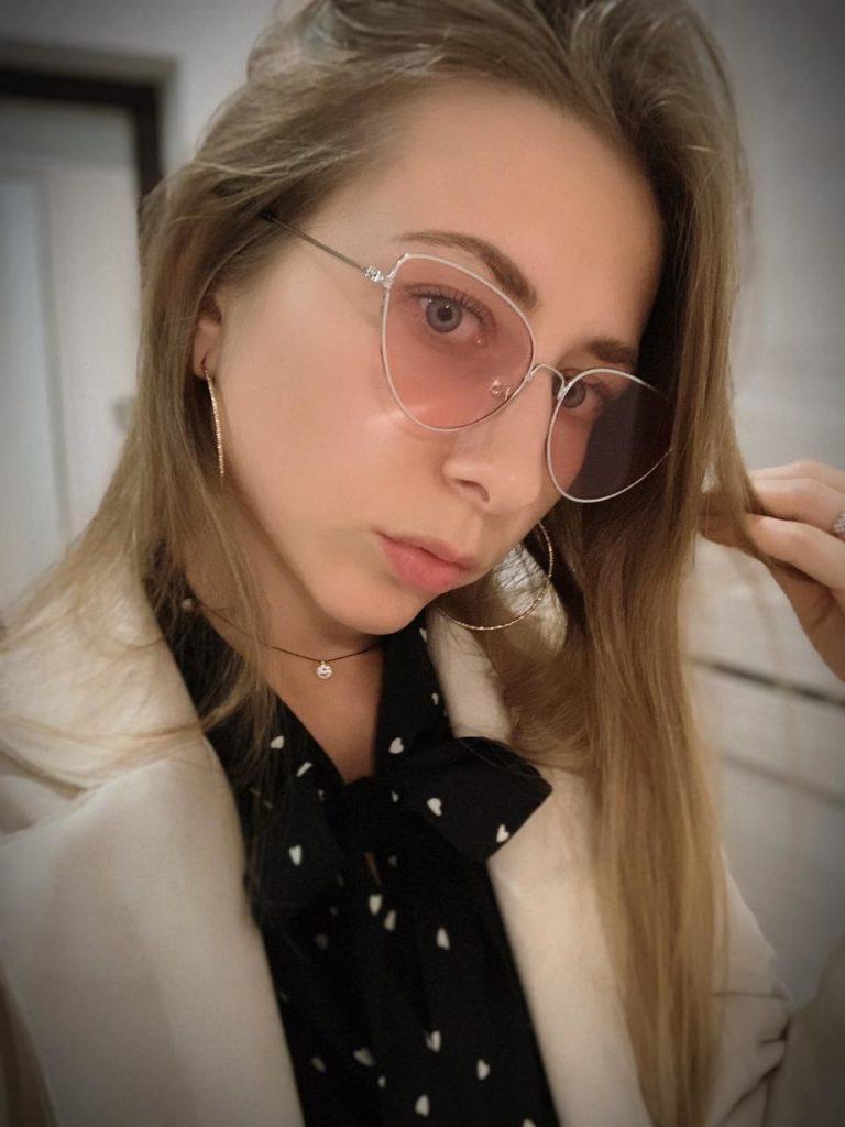 Стильные очки за 212 рублей.