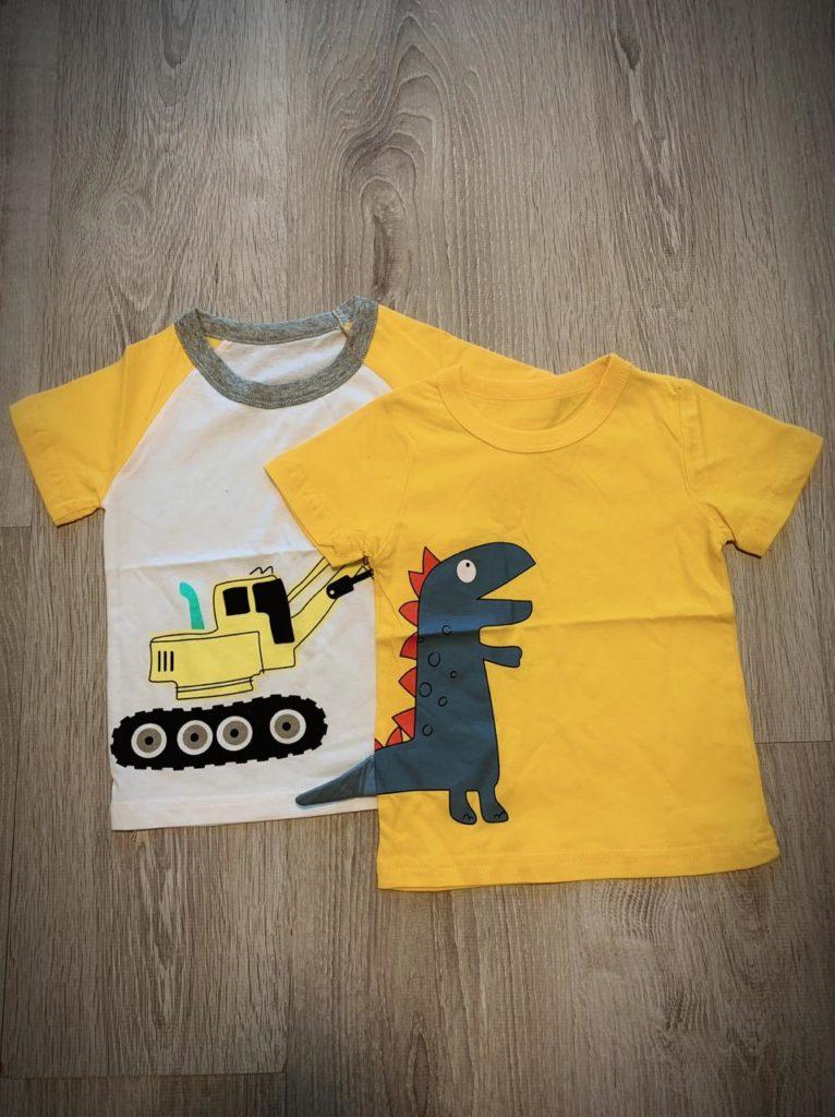 Крутая детская футболка