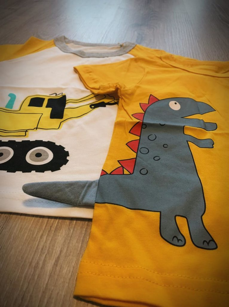 Детская футболка 234 рубля.