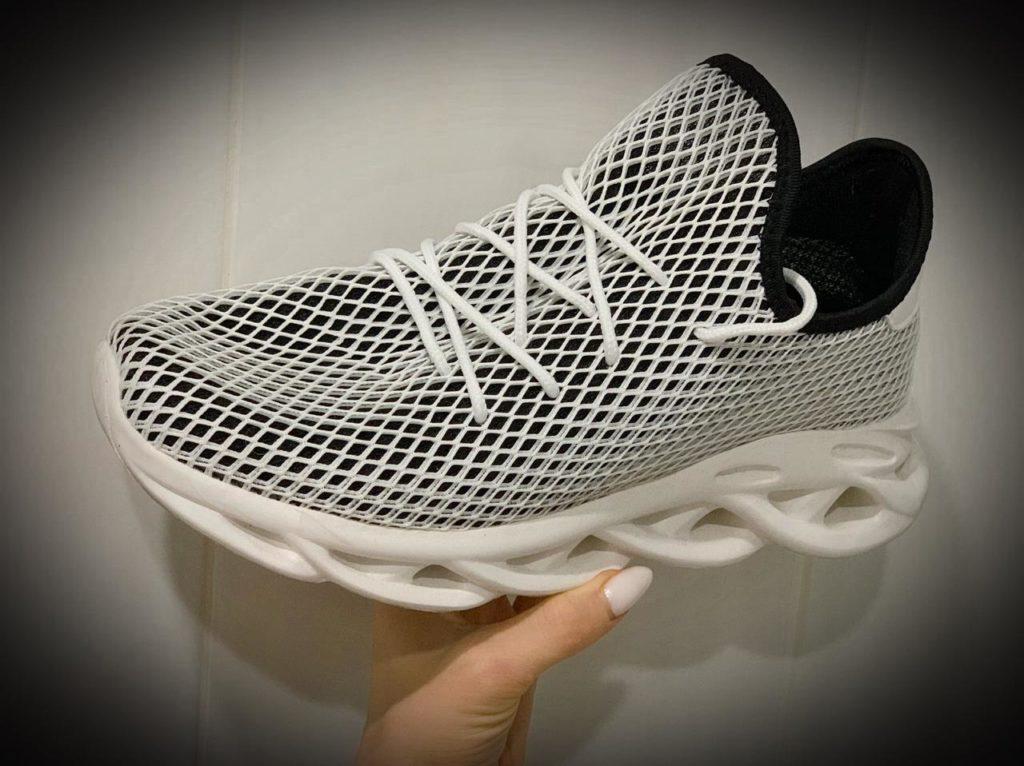 Мужские лёгкие кроссовки с Алиэкспресс