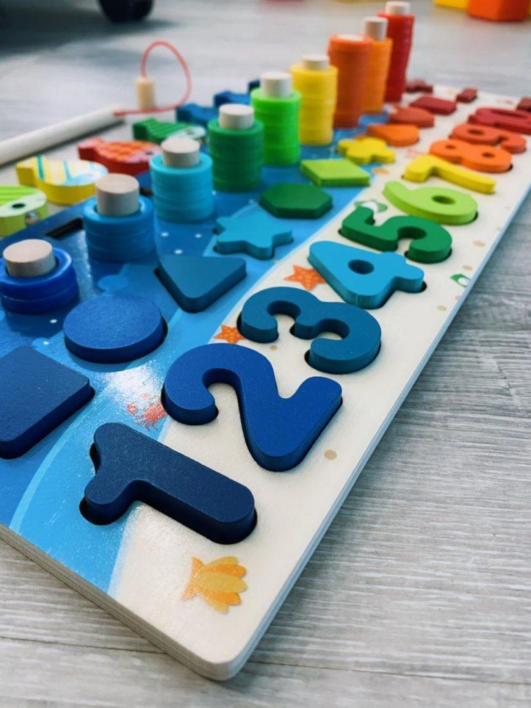 Развивашка для детей с Алиэкспресс