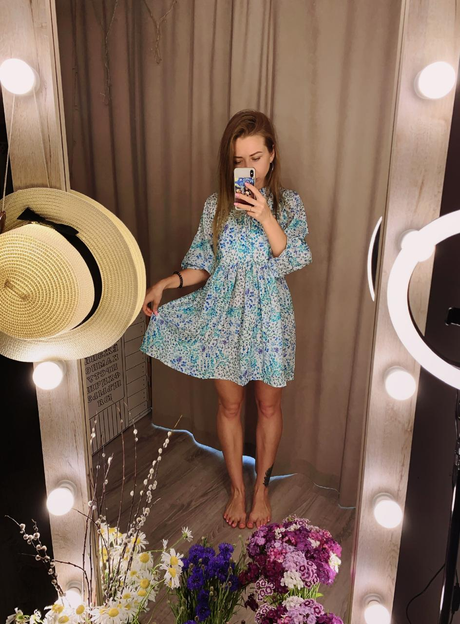 Летнее платье с Алиэкспресс
