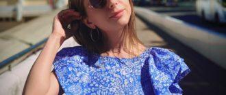 Мини-платье с Алиэкспресс