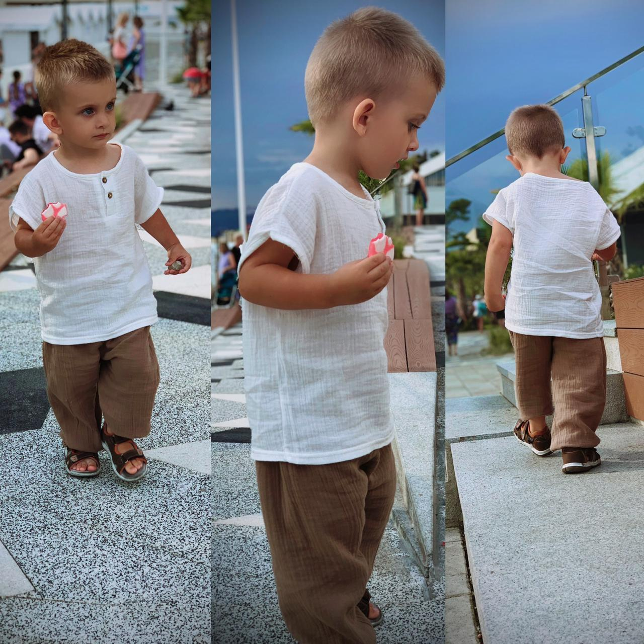 Детские штаны с Алиэкспресс