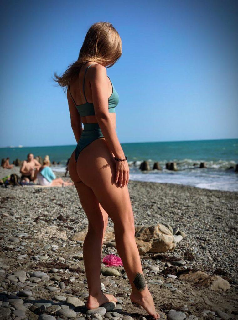 Женский купальник с Алиэкспресс