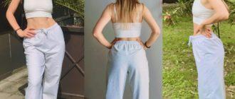 Спортивные штаны с Алиэкспресс