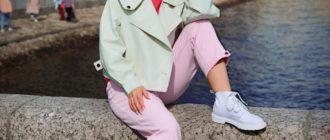 Кожаная куртка с Алиэкспресс